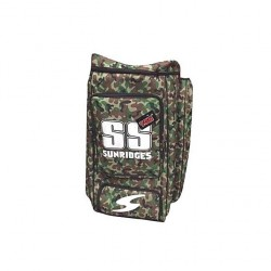 SS Camo Duffle Cricket Kit Bag