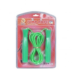 Jumping rope- green