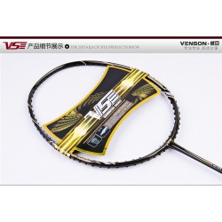 Wind Speed F18B/ Ultra Oven 70 Badminton Racket