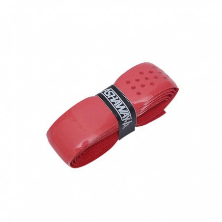 Li ning Polyurethane Badminton Racket Grip - Red