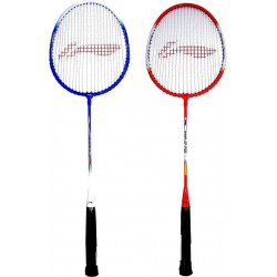 LI Ning Badminton Racket Set 2 Pices