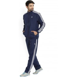 ADIDAS Solid Men's Track Suit