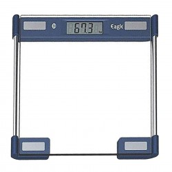 Transparent - Digital Weight Scale