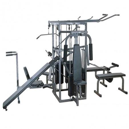 10 Station Multi Gym SH-4000N