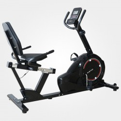 Recumbent Magnetic Exercise Bike Efit-338R