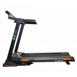 Foldable Motorized Treadmill KL 901S BLACK