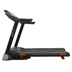 Foldable Motorized Treadmill KL-903S BLACK