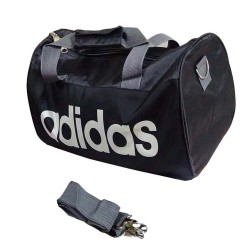 ONE POCKET Gym Bag 17 inch Black