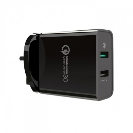 UGREEN QC 3.0 Charger 30W Dual USB Port Wall Charger
