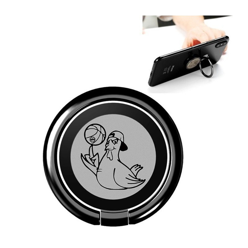 JOYROOM ZS145 Mobile Finger Grip Ring Holder-Dog