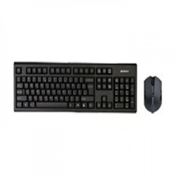 A4Tech 3000N Wireless Keyboard with & Mouse