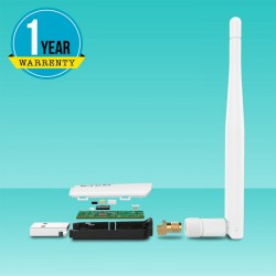 Tenda U1 300Mbps Ultra-Fast Wireless USB Adapter