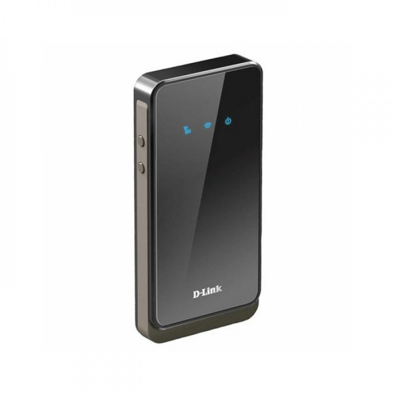 D-Link Wireless SIM Base 3G 21.6 Mbps Pocket Router with Battery BackUp