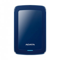 A Data HV300 1TB USB-3.1 Blue Slim External HDD