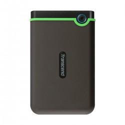 Transcend StoreJet 25M3 1TB USB 3.1 Gen 1 Iron Gray Slim External HDD