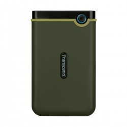 Transcend TS1TSJ25M3G 1TB USB 3.1 Military Green (Slim) External HDD