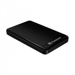 Transcend J25A3K 1TB USB 3.0 Black External HDD