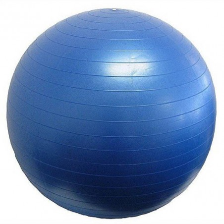Yoga massage ball Blue 65 cm