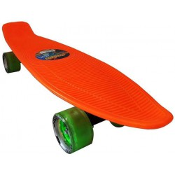 SKATEBOARD 14.5 inch x 5 inch Skateboard (Multicolor, Pack of 1)