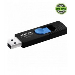 ADATA UV128 32GB Black-Blue USB-3.0 Pen Drive