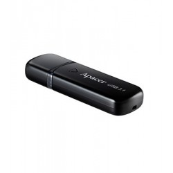 Apacer AH25A 16GB USB 3.1 Gen 1 Black Pen Drive