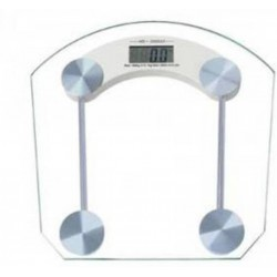 Share degital scale square weight machine Weighing Scale (White)