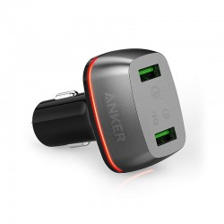 Anker PowerDrive Plus 2 Port Car Charger