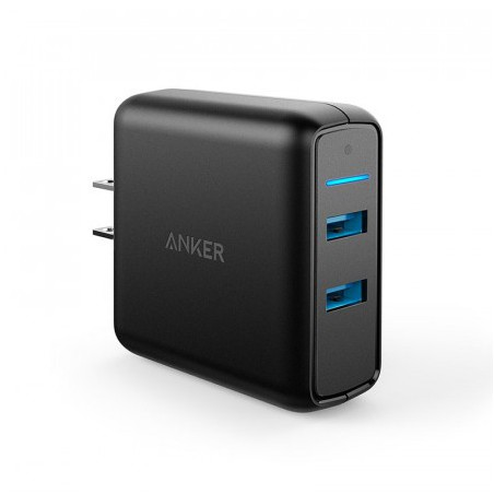 Anker PowerPort 2 Speed with Quick Charge 3.0 Wall Chargers