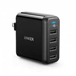 Anker PowerPort 4-Port Desktop Charger