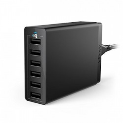 Anker PowerPort 6-Port Desktop Charger