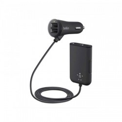 Belkin Road Rockstar: 4-Port Passenger Car Charger
