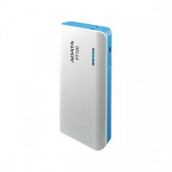 ADATA PT100 10000mAh Power Bank- White