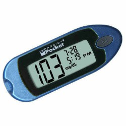 Prodigy Pocket – No Code Portable Glucometer