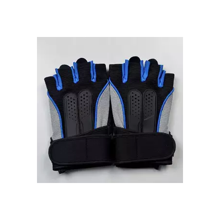 Fitness Weight Lifting Gym Gloves Training Fitness Bodybuilding Workout Wrist Wrap Exercise Glove For Men Women
