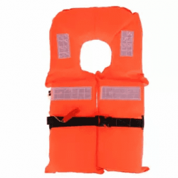Life Jacket Orange Imported