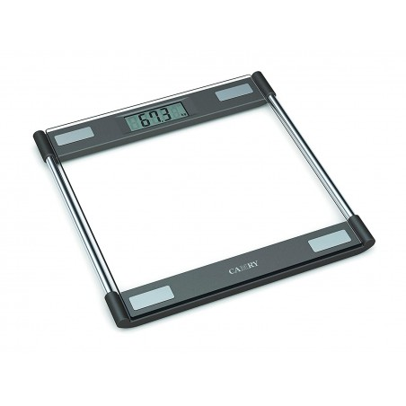 Camry EB9063-59 Ultra Slim 2.3 cm Stainless Steel Tube Edges Electronic Personal Bathroom Weighing Scale