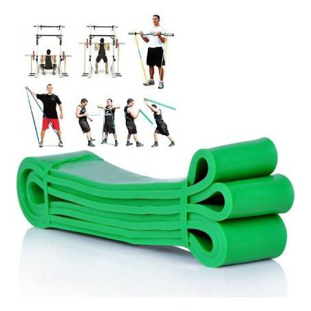 Power Lifting Band-Resistance Training Fitness Band