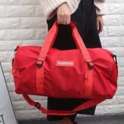 Supreme gym sports travel bag