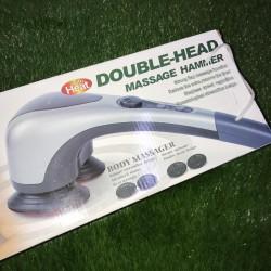 Double Head Electric Full Body Massage Hammer
