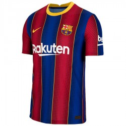 Barcelona Nike 2017/18 Home Replica Blank Jersey - Royal