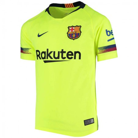 Nike Away Barcelona Jersey blue