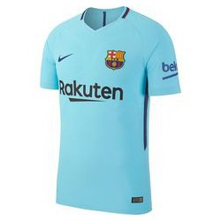 Barcelona Nike 2016/17 Third Replica Jersey - Green