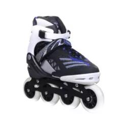 Roller Skate - Black and White