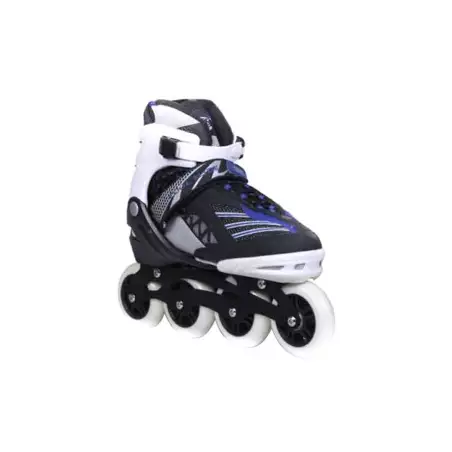 Roller Skate - Black and White
