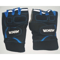 NINJA  Half Finger Gloves Exercise Training Fitness