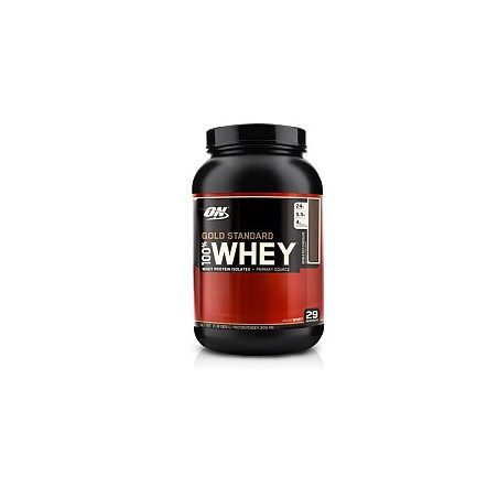Optimum Nutrition 100% Whey Gold Standard™ Double Rich Chocolate
