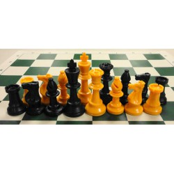 Carlton chess (Fiber)